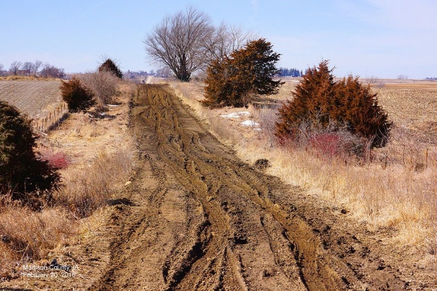 ABOUT SECONDARY ROADS